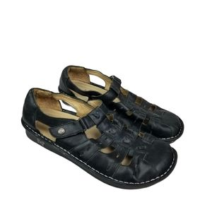 Alegria Pesca Leather Fishermans' Comfort Shoes